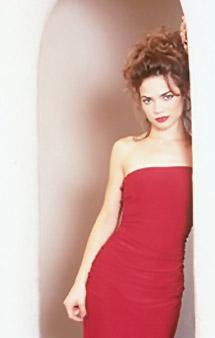 Becky Red Dress