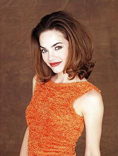 Becky Orange Shirt