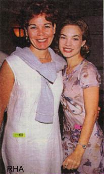 Rebecca Herbst Space Cases