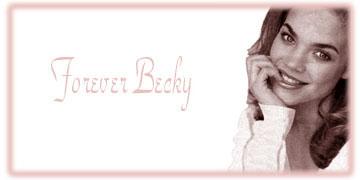 Forever Becky