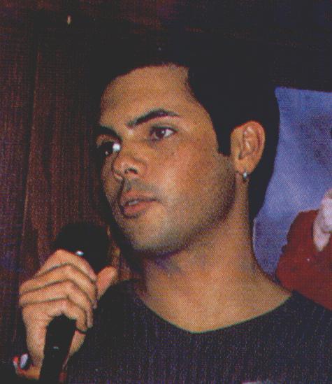 Becky's husband, Michael Saucedo
