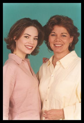 Becky and her mom, Debbie Herbst.