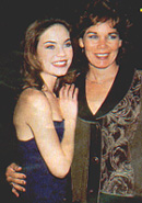 Becky and her mom, Debbie Herbst