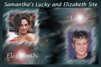 Samantha's Lucky and Elizabeth Site