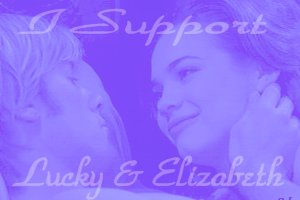 I Support Lucky and Elizabeth
